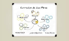Prezumé Template: White Board Version de José Alfredo Heranandez Luna