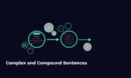 Complex Sentences -Writing