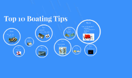 Top 10 Boating Tips