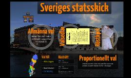 Statsskick - riksdagen