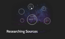 GEW 101: Researching Sources