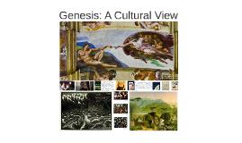 Genesis: A Cultural View