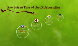 symbolism of colors in tess of the d urbervilles In his essay, 'colour and movement in tess of the d'urbervilles' (1968) tony  as  visually sensitive as hardy, colour is of the first importance and significance.
