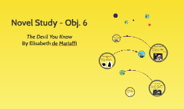 Novel Study - Obj. 6