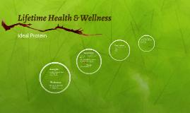 Lifetime Health & Wellness