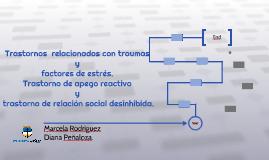 Trastornos  relacionados con traumas y factores de estrés.