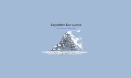 Copy of Expedition East