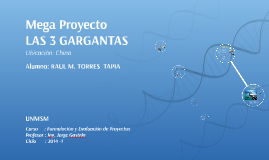 Copy of PRESA DE LAS 3 GARGANTAS