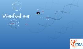 Weefselleer
