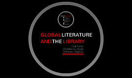 Copy of Global Literature