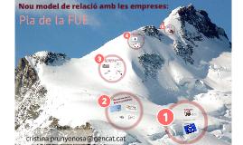 Copy of Nou model relació empreses. Pla FUE. Jornada 3/5/2013