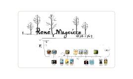 Artist Timeline, René Magritte