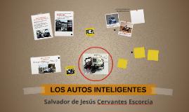 Copia de LOS AUTOS INTELIGENTES
