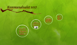 Kommunalvalet 2017