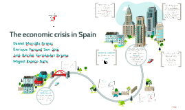 The economic crisis in Spain
