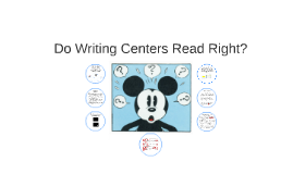 Do Writing Centers Read Right?
