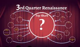3rd Quarter 2017 Renaissance