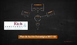 Plan Estratégico 2017-18