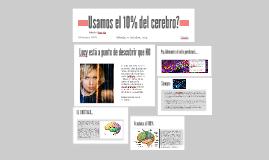 Copy of En serio usamos el 10%