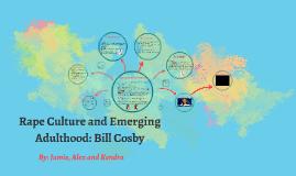 Rape Culture and Emerging Adulthood