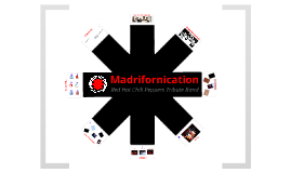 Copy of Madrifornication