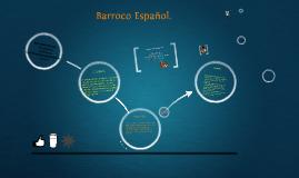 Barroco Español.
