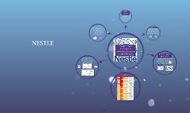 Copy of Контрольная работа №1, Компания Nestle