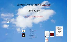 Copy of CRCs: the future