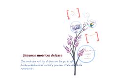 Copy of Sistemas motrices  de base