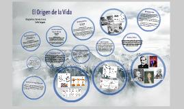 Copy of Origen de la Vida