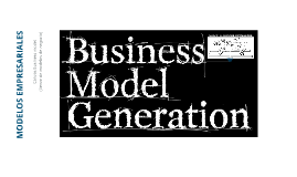 Copy of modelos empresariales - Canvas business model