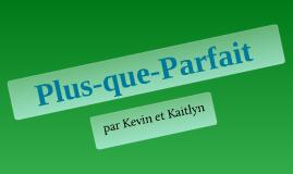 Copy of Plus-que-parfait