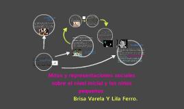 Copy of Mitos y representaciones sociales sobre el nivel inicial y l