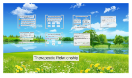 Introduction to the Therapeutic Relationship