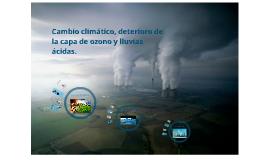 Cambio climatico es1