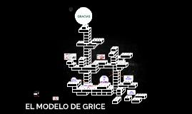EL MODELO DE GRICE