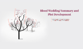 Copy Of Blood Wedding Summary And Plot D