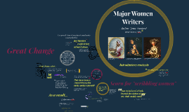 Major Women Writers