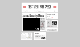 THE STATE OF FREE SPEECH