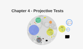 Chapter 4 - Projective Tests