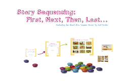 Story Sequencing: First, Next, Then, Last...