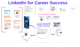 Copy of Using LinkedIn for Career Success