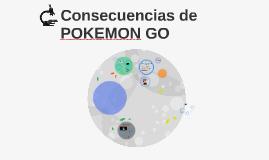 Consecuencias de POKEMON GO