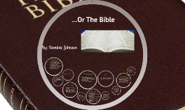 ...Or The Bible
