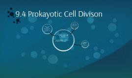 Copy of 9.4 Prokayotic Cells