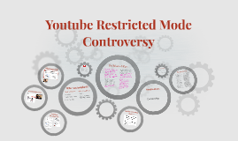 Youtube Restricted Mode Controversy