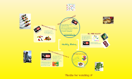 Healthy Eating prezi exam