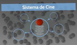 Sistema de Cine
