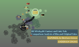 HUMN18448G Fantasy and Fairy Tale