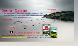 Copy of One Fat Summer